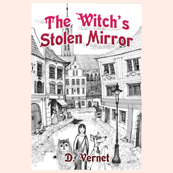 The Witch's Stolen Mirror