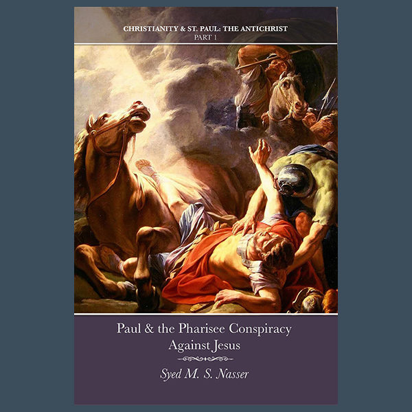 Paul & the Pharisee Conspiracy against Jesus