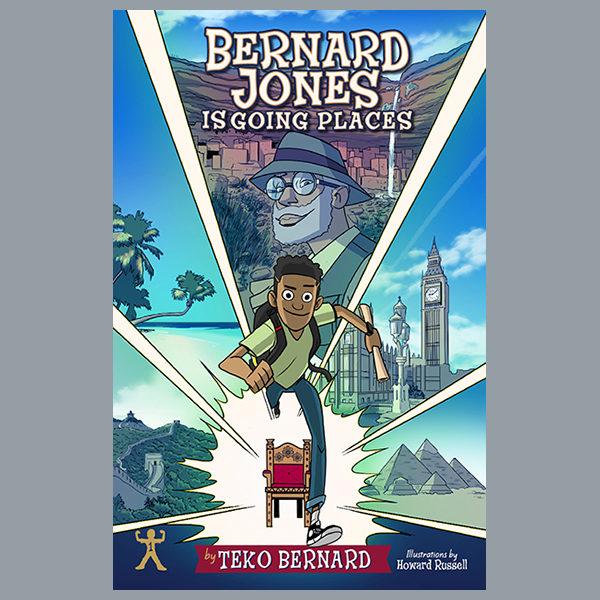 Bernard Jones Is Going Places