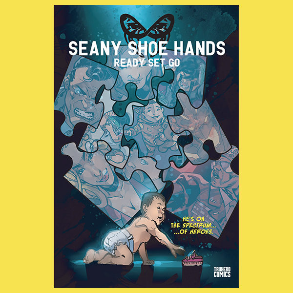 Seany Shoe Hands